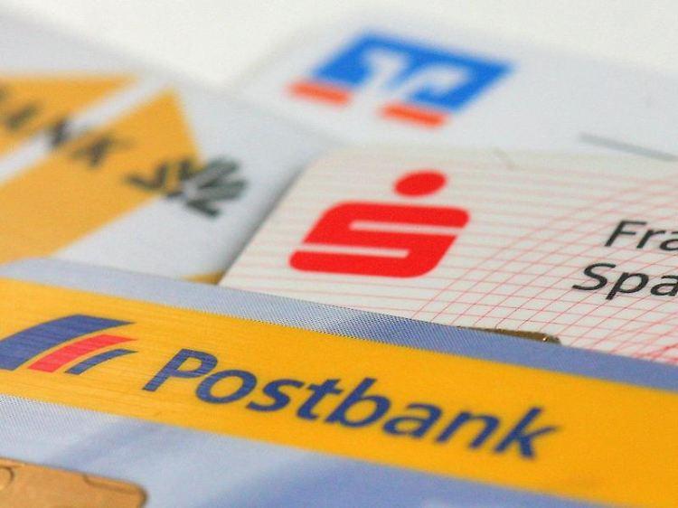 Bankkarte Gesperrt