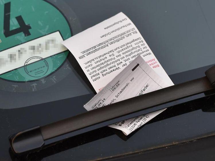 Bussgeldbescheid Hat Bestand Falsches Kennzeichen Schutzt Nicht Vor