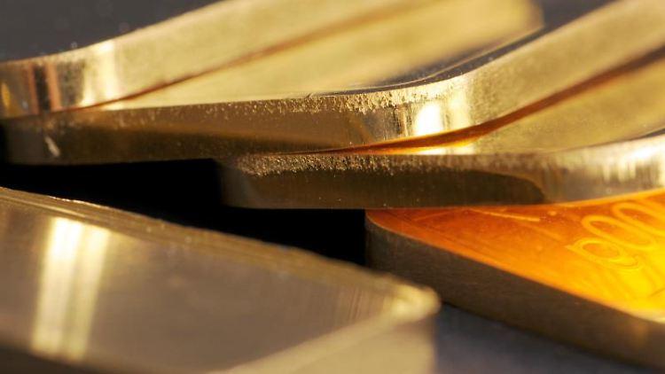 Auch wenn es viele für wertbeständig halten:Anleger sollten nicht mehr als zehn Prozent ihres Vermögens in Gold anlegen. Foto: Armin Weigel