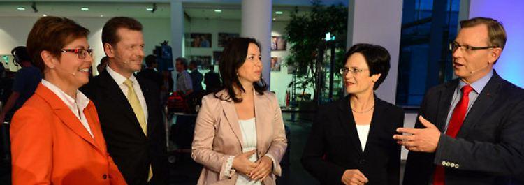 Thema: Landtagswahlen Thüringen