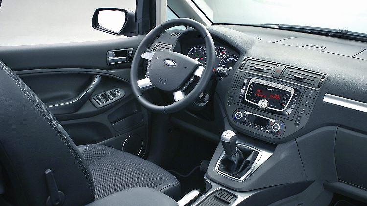 Rasanter Und Solider Minivan Ford C Max Gibt Den Kurvenräuber N Tvde