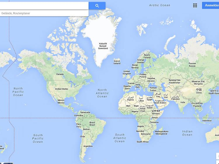 Usa Karte Ohne Staaten.Karten Verzerren Die Realität So Groß Ist Afrika Wirklich N Tv De