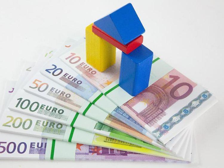 Niedrige Zinsen Sichern Finanztest Vergleicht Bauspar Riester N Tv De