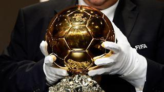 Thema: Weltfußballer des Jahres