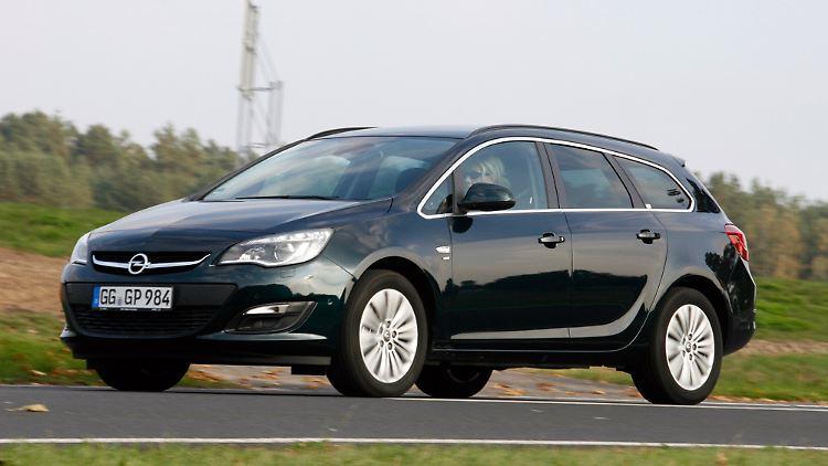 Test Opel Astra Der Kompakte Der Mehr Kann N Tv De