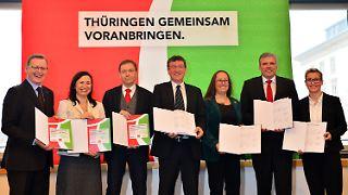 Alle Artikel zum Thema: Thüringen