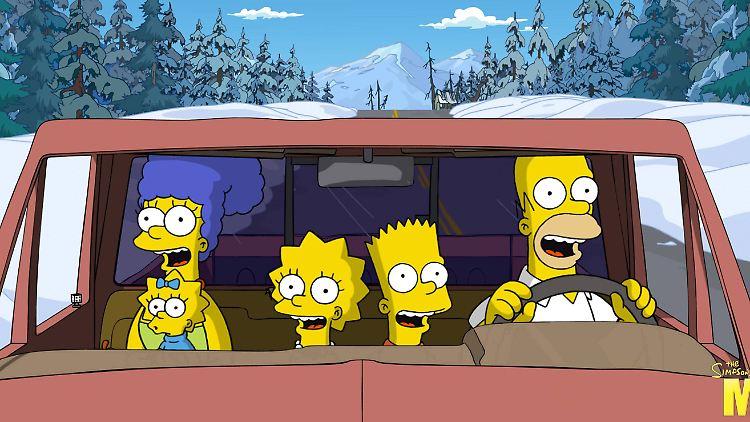 Zeit Für Einen Schlussstrich Die Simpsons Sind Gewöhnlich Geworden