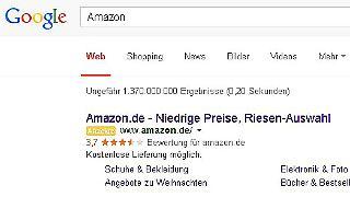 Kampf Der It Riesen Google Bläst Zur Attacke Auf Amazon N Tvde