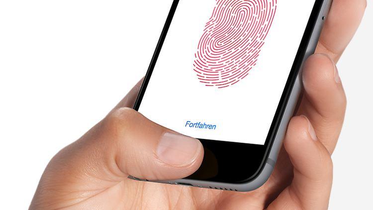 Fingerabdruck-Scanner können überlistet werden.