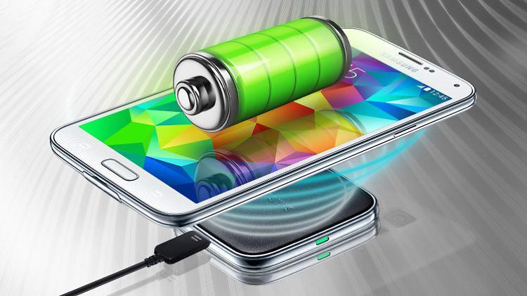 Ein Smartphone-Akku will gepflegt werden.