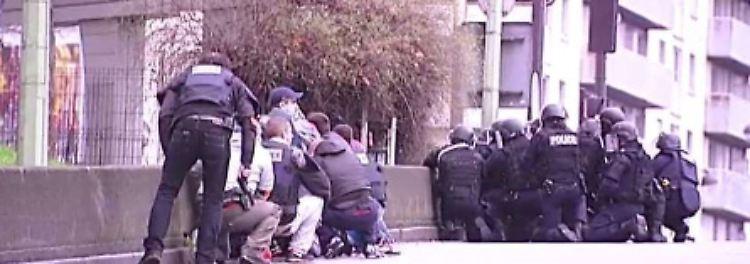 Themenseite: Terror in Frankreich