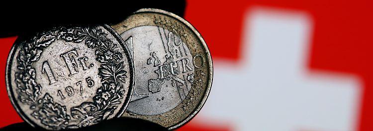 Thema: Schweizer Franken