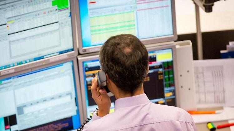 Der Aktienmarkt an der Frankfurter Börse boomt.