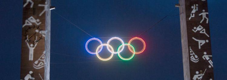 Thema: Olympische Spiele