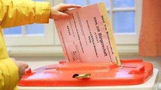 Thema: Bürgerschaftswahl Hamburg