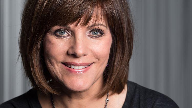 Graue Maus Birgit Schrowange Wie Gott Sie Schuf N Tv De