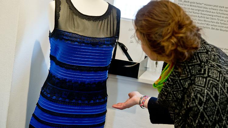 Das Phänomen Kleid