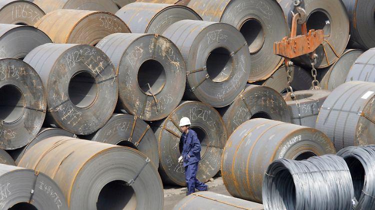 Stahl Aktien