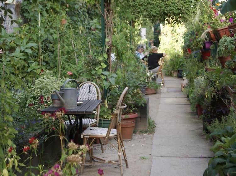 Streitfall Mehrfamilienhaus Gartennutzung Muss Geregelt Werden N