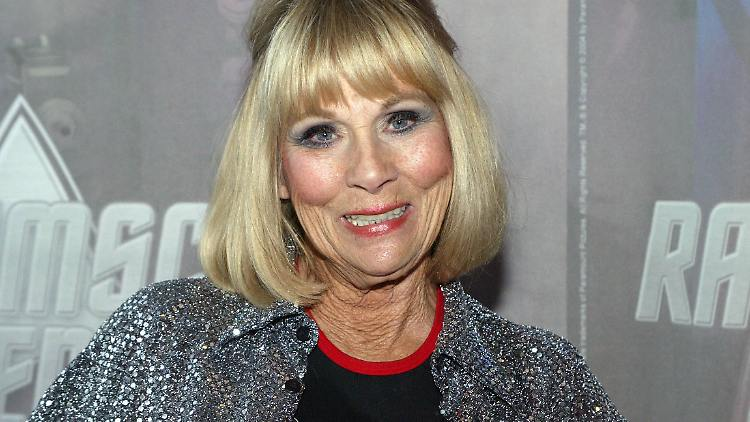Star Trek Blondine Grace Lee Whitney Ist Tot N Tvde
