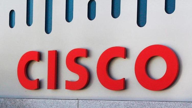 Cisco ist stark im Geschäft mit Technik, die das Internet zum Laufen bringt, daher auch das drastische Wachstum. Foto:Monica M. Davey