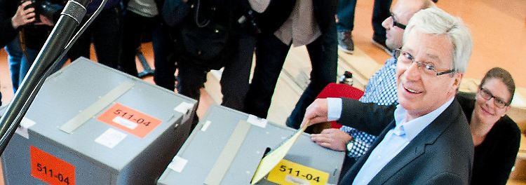 Thema: Bürgerschaftswahl Bremen