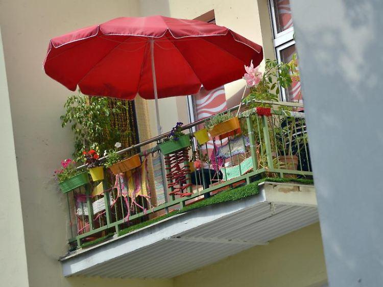 Blumenkästen Und Co Das Dürfen Mieter Auf Dem Balkon N Tvde