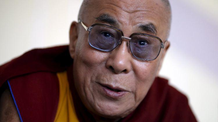 Dalai Lama Flüchtlinge