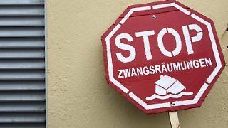 Fristlose Kündigung, Räumungsklage, Zwangsräumung - einAlptraum für Mieter. Sie können sich aber wehren. Foto: Florian Schuh