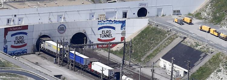 Thema: Eurotunnel