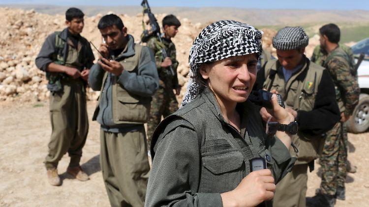 Pkk Gegen Isis