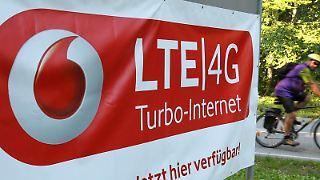 Im Ostseebad Heiligendamm eröffnete Vodafone seine erste Sendestation in Deutschland, die mit der UMTS-Nachfolgetechnik LTE arbeitet.