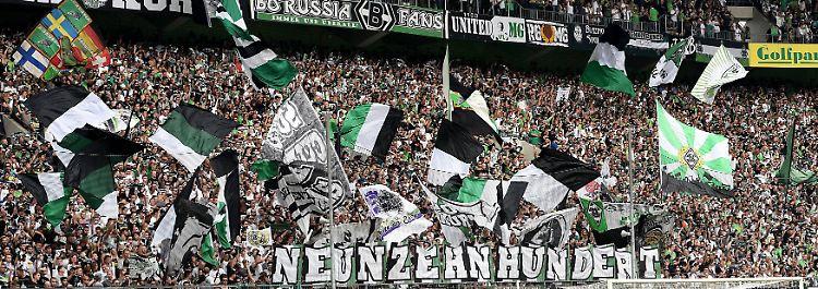 Thema: Borussia Mönchengladbach