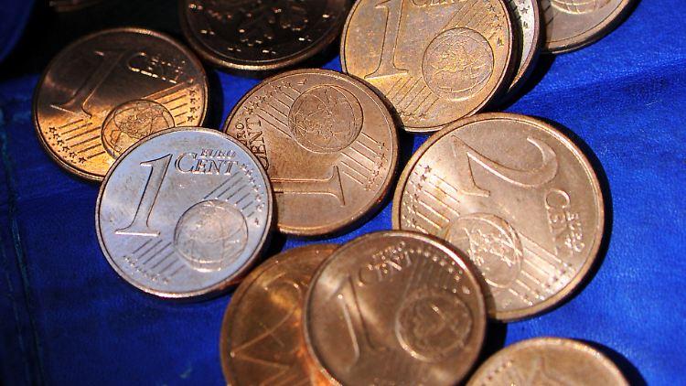 Damit Der Geldbeutel Leichter Wird Viele Wollen Keine Kleinen Cent