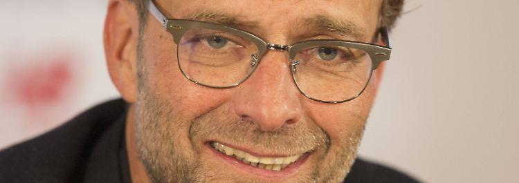 Jürgen Klopp Pressekonferenz FC Liverpool