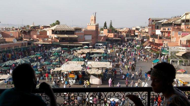 Wer sich im Sommer einmal Marrakesch ansehen will, der kann sich das Angebot von FTI ansehen. Der Veranstalter baut sein Marokko-Programm aus.jpg