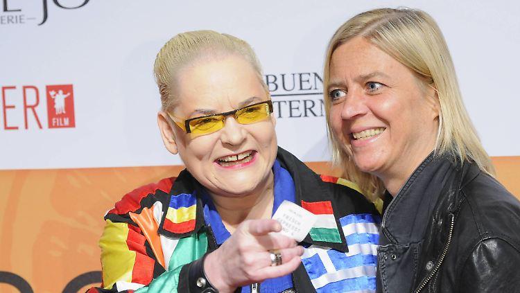 Hella Von Sinnen Und Cornelia Scheel Glamour Paar Trennt Sich Nach