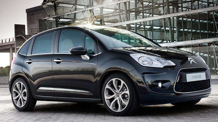 Citroën C5 Gebraucht Eine Frage Des Jahrgangs N Tvde