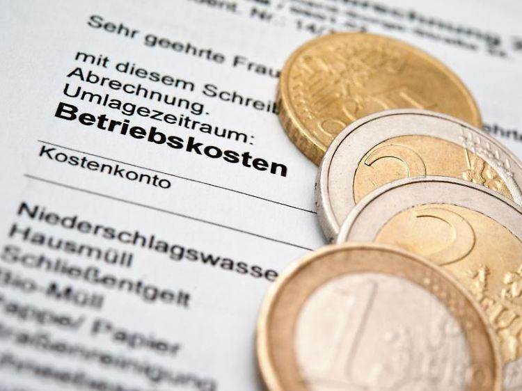 Rückzahlung Von Betriebskosten Mieter Müssen Aktiv Werden N Tvde