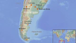 Thema: Argentinien