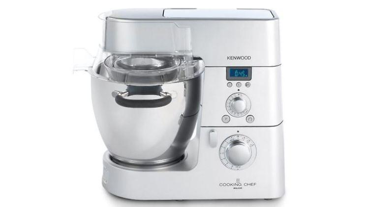 Küchenmaschinen mit Kochfunktion: Thermomix ist nicht das ...