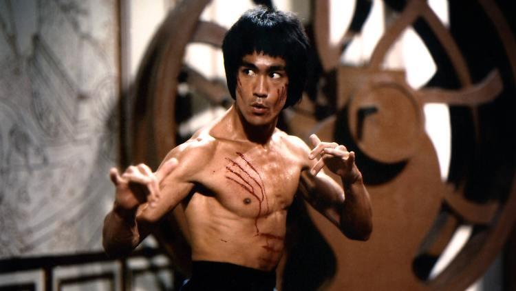 Kleiner Drache Mit Todeskralle Die Legende Bruce Lee N Tvde