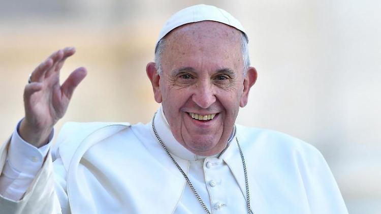 Papst Franziskus hört man gerne zu. Foto:Ettore Ferrari