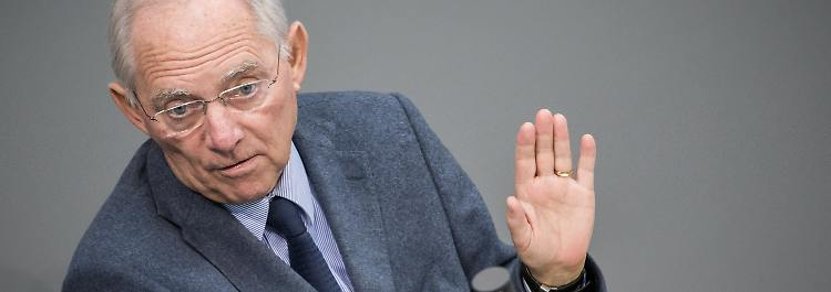 Themenseite: Wolfgang Schäuble
