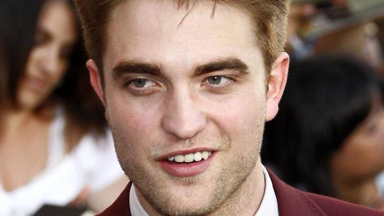 Robert Pattinson ist ehrgeizig.