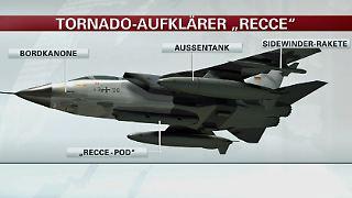 Themenseite: Tornado-Aufklärungsflugzeug