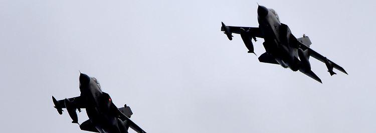 Thema: Bundeswehreinsatz in Syrien