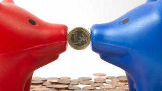 Die Deutschen haben in der Finanzkrise ihre private Altersvorsorge gekürzt oder sogar gekündigt.