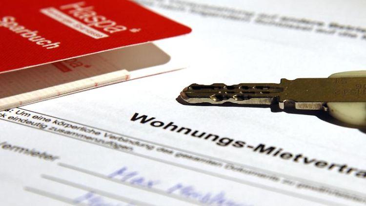 Wer nach Beendigung des Mietverhältnisses die Mietkaution zurückfordern möchte, hat dafür in der Regel drei Jahre und sechs Monate Zeit. Foto:Jens Schierenbeck