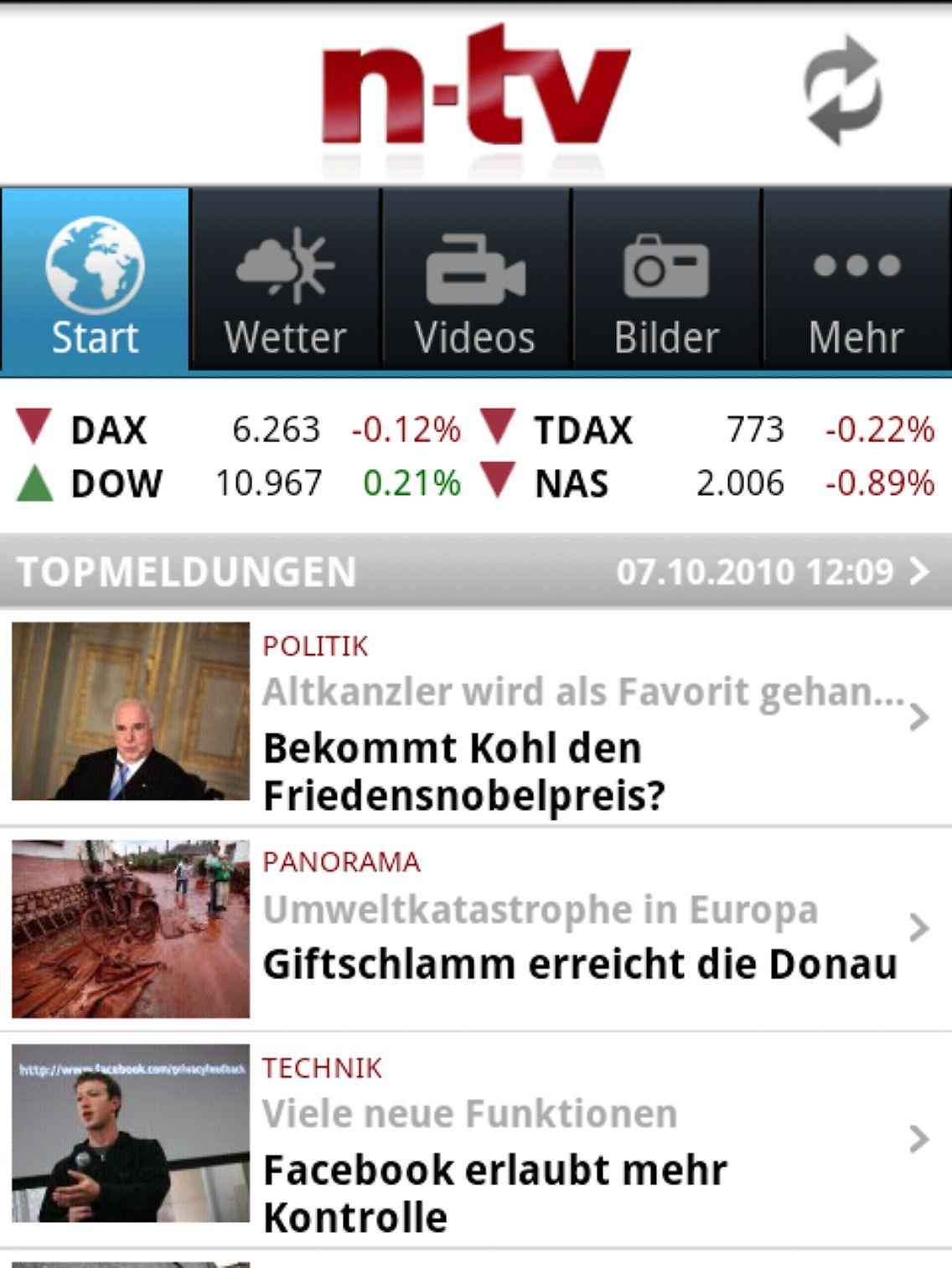 Gute Nachrichten App Android